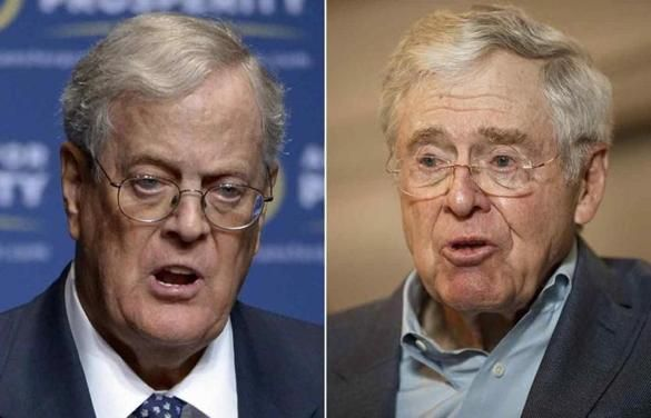 The Koch brothers (and their friends) want President Trump's tax cut. Very badlyNEW YORK — The message from the billionaire-led Koch network of donors to President Trump and the Republican Congress it helped to shape couldn't be more clear: Pass a tax overhaul, or else. As the donors mixed and mingled for a policy summit at the St.