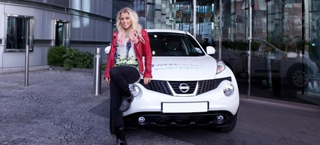 Amelia Lily Fronts New Campaign Aimed at Young Drivers