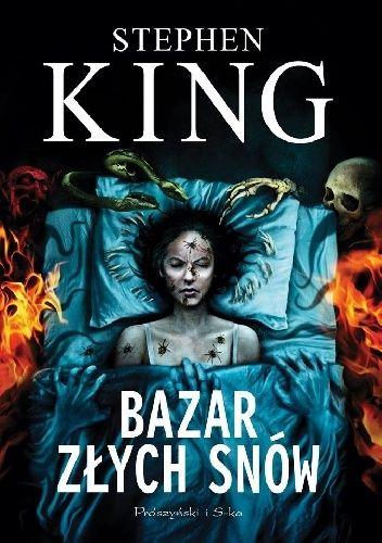 """Od czasu gdy przed trzydziestu pięciu laty ukazał się jego pierwszy zbiór opowiadań """"Nocna zmiana"""", Stephen King olśniewa czytelników swoim darem tworzenia krótkiej prozy. W """"Bazarze złych snów"""" zebra..."""
