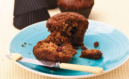 Best Bran Muffins. Make ahead and freeze for a healthy breakfast or snack in just seconds.