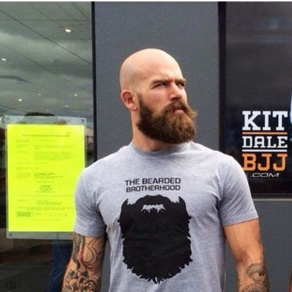 Enjoyable 1000 Ideas About Beard Bald On Pinterest Goatee Styles Beards Short Hairstyles For Black Women Fulllsitofus