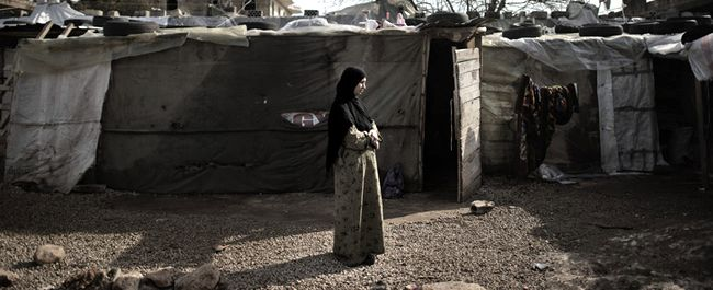 Interview with a Syrian refugee | Blogs | Oxfam GB