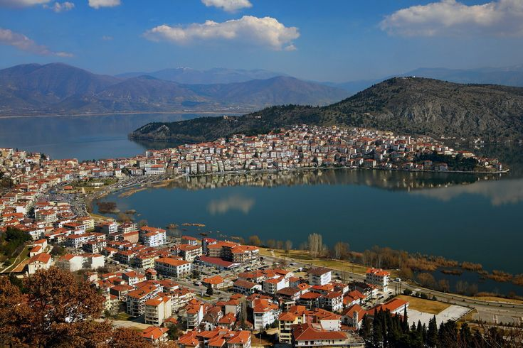 Καστοριά, αρχοντικά στο Ντολτσό και το Απόζαρι