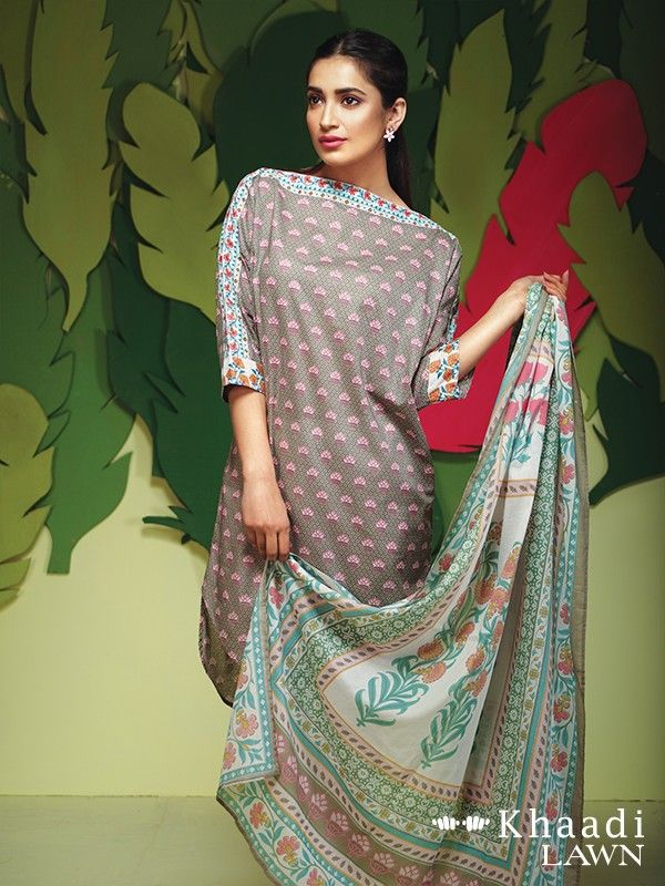 Khaadi Lawn Summer Collection 2016 Vol-2 With Price2