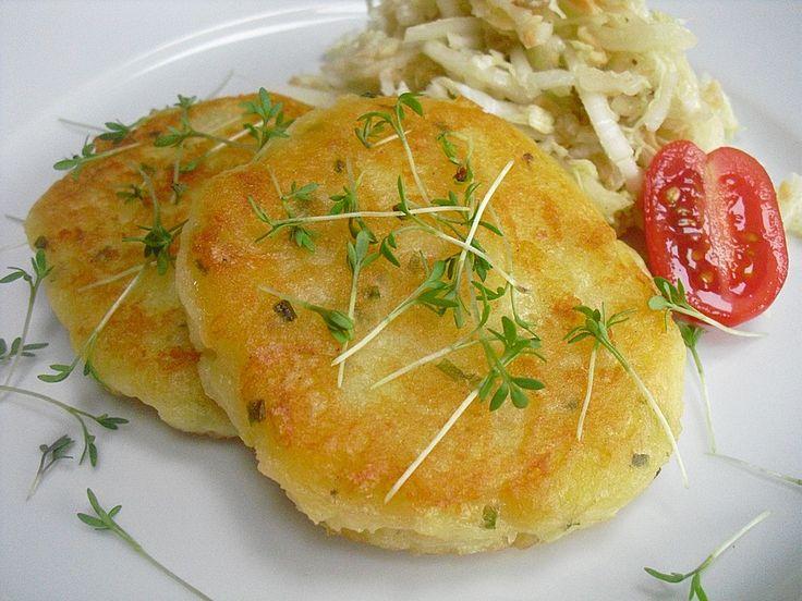 Kartoffelpüree-Plätzchen, ein schmackhaftes Rezept aus der Kategorie Kartoffeln. Bewertungen: 31. Durchschnitt: Ø 4,4.