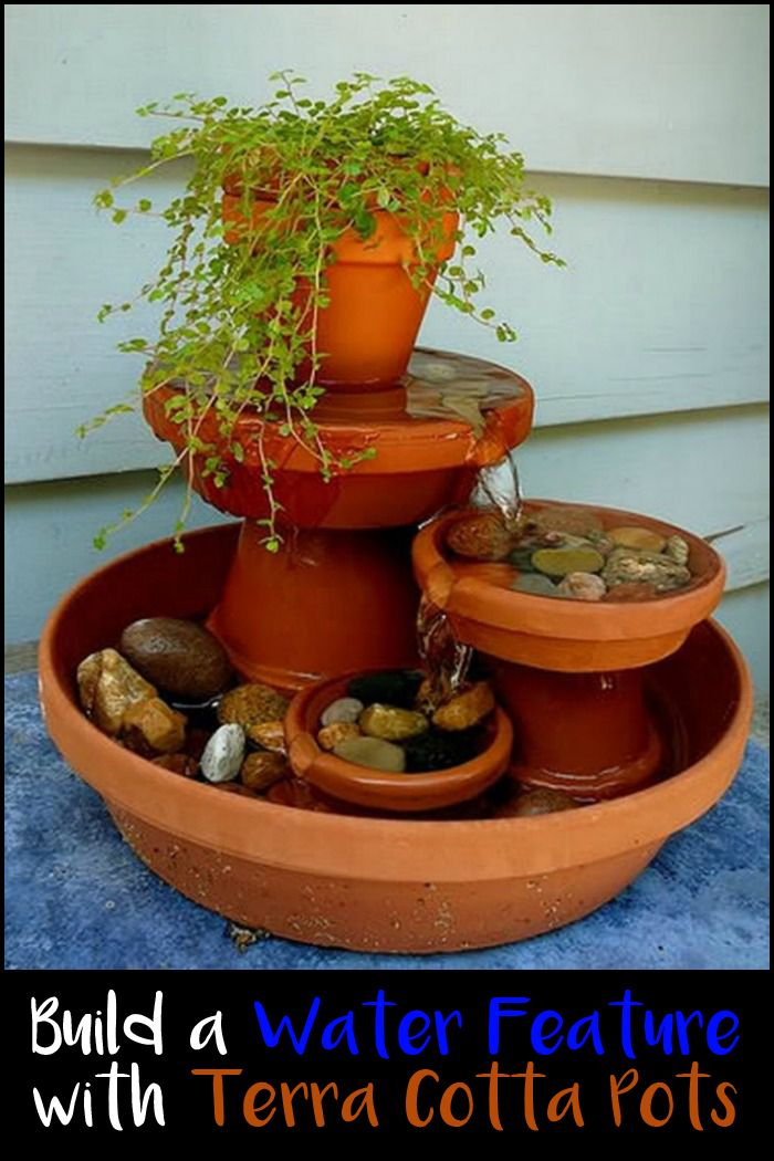 1000 Ideas About Patio Fountain On Pinterest Pond