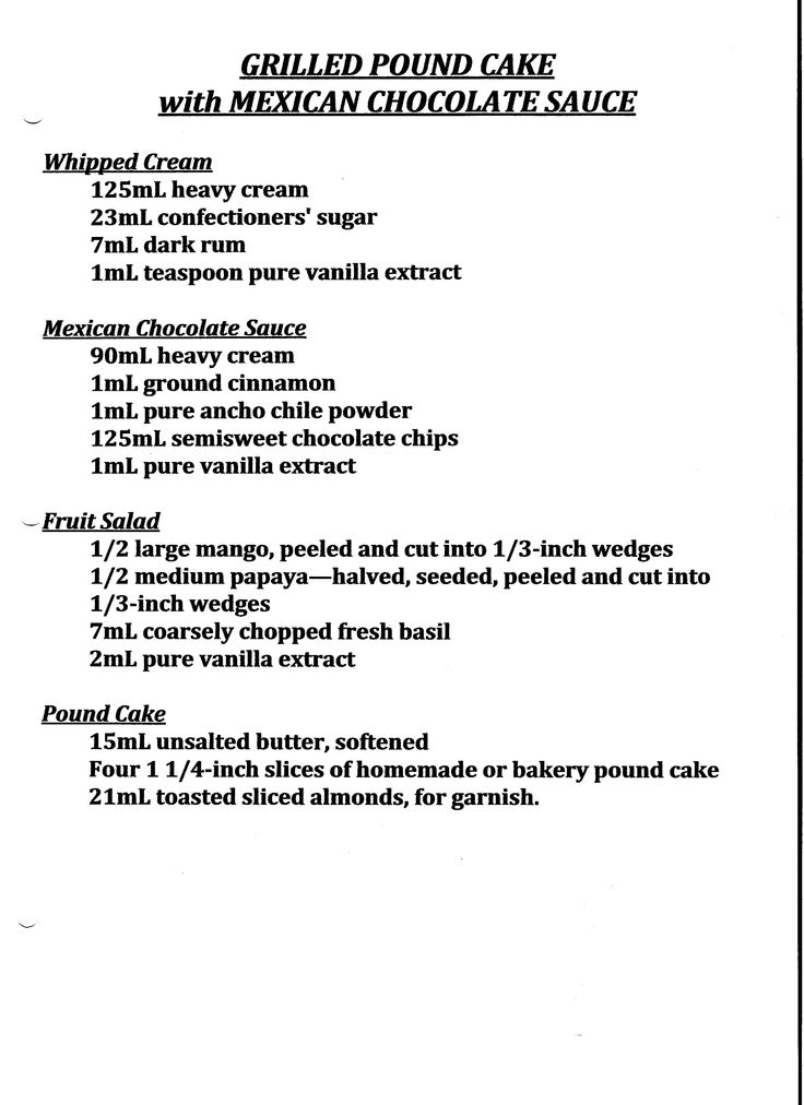 Grilled Pound Cake p1