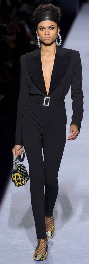 Tom Ford Fall/ Winter 2018/19
