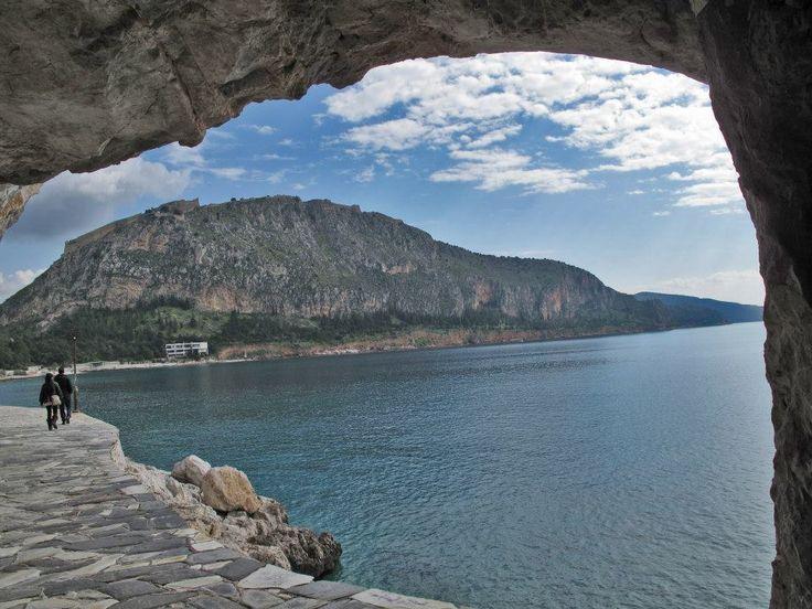 DISCOVER PELOPONNESE | Arvanitia Walk, Nafplion, Greece http://www.discover-peloponnese.com/
