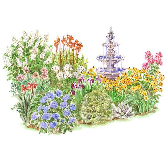 180 best Garden Plans images on Pinterest Garden ideas Flower