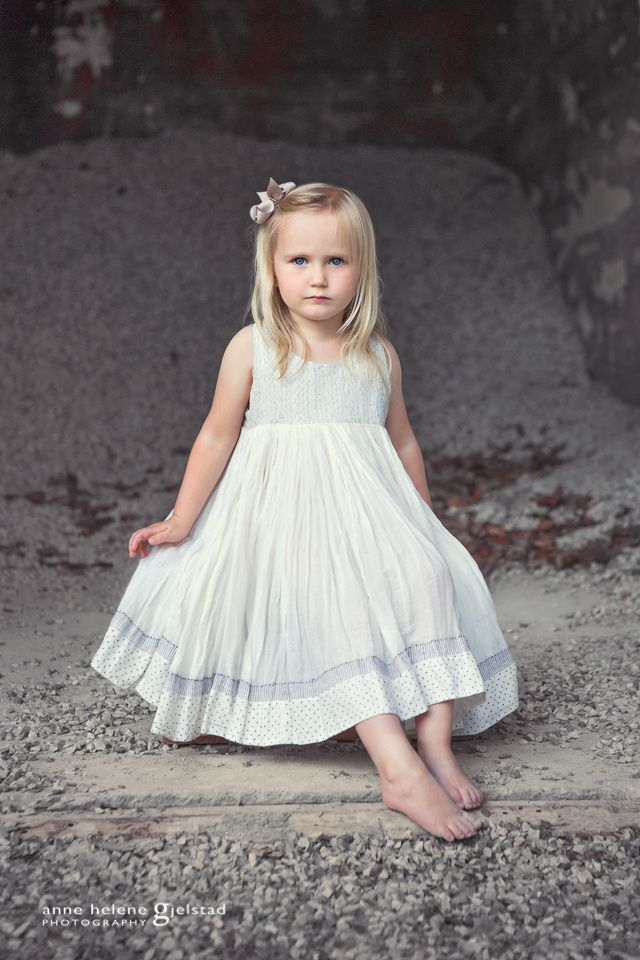 Photograph Little Miss Thoughtful by Anne Helene Gjelstad on 500px