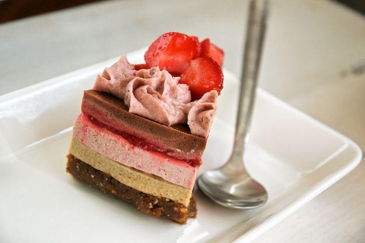 Raw cake, Raakakakku, - HaLo | Lily.fi