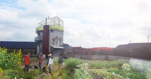Nyt bylandbrug i Klimakvarter