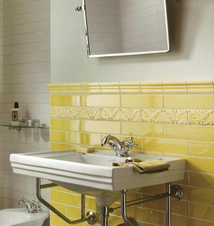 133 besten bad ideen farbig bilder auf pinterest. Black Bedroom Furniture Sets. Home Design Ideas