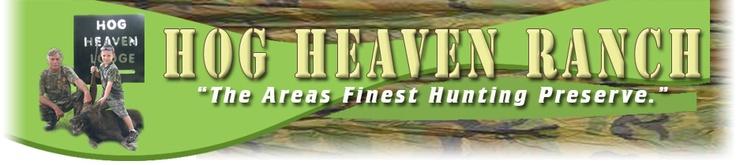 Florida Hog Heaven Ranch