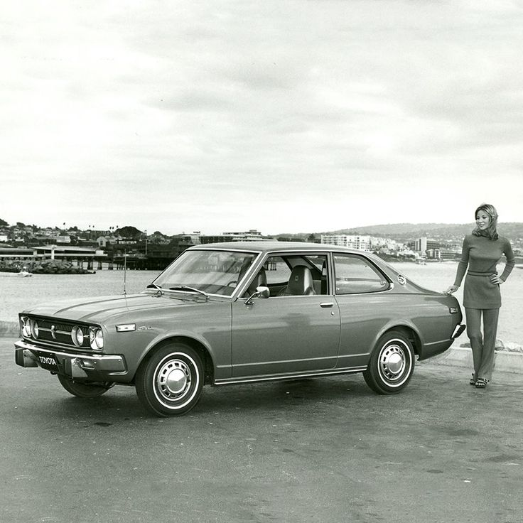1973 Toyota #Carina