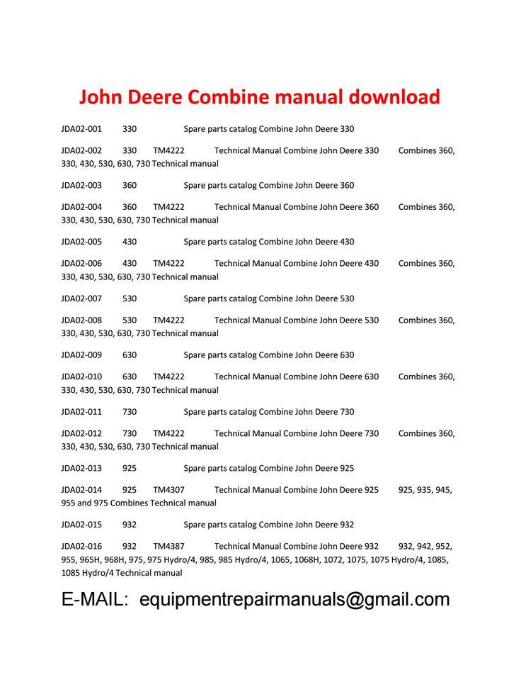 116 best downloand john deere manuals images on pinterest audio 116 best downloand john deere manuals images on pinterest audio diesel engine and heavy equipment fandeluxe Images