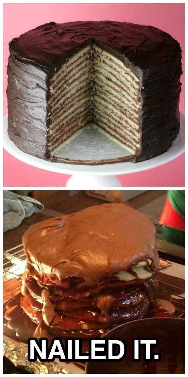 Best Epic Cake Fails Images On Pinterest Cakes Children And - The 34 most hilarious pinterest fails ever