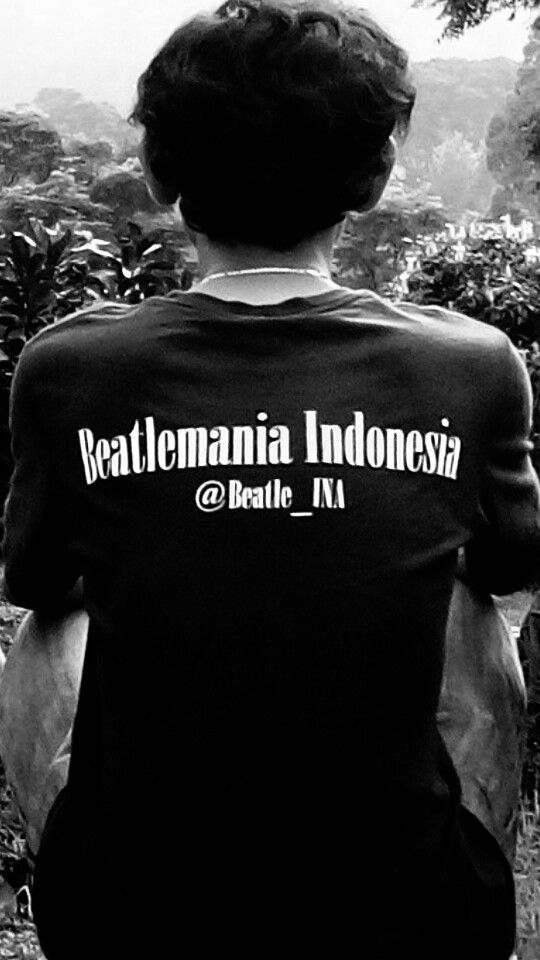 I'm a Beatlemania from Indonesia