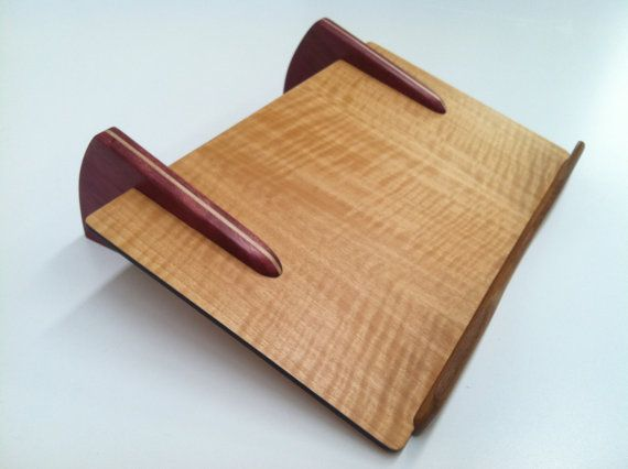 Ergonomic Laptop Stand by Perfect45Degree on Etsy, $115.00