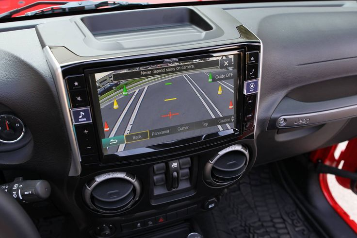 Designed specifically for 2011+ Jeep Wranglers, Alpine's X009-WRA In-Dash Restyle System works with all of the original factory tech features while adding vital enhancements like satellite navigation, Bluetooth wireless technology, Drive Assist camera compatibility, and customizable sound settings that are optimized for your vehicle. And of course, it's a great-sounding full-feature stereo system with DVD/CD player, AM/FM HD tuner and mobile device/internet radio compatibility.
