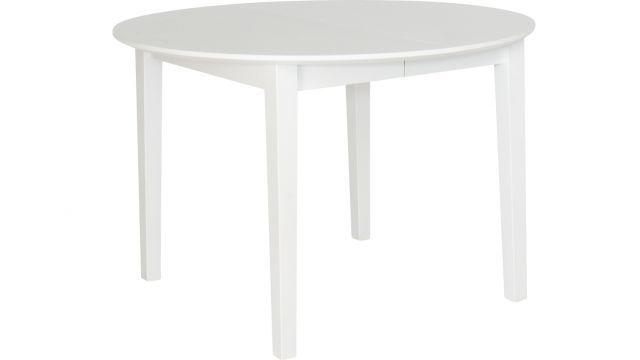 Svalan - Matbord med iläggsskivor