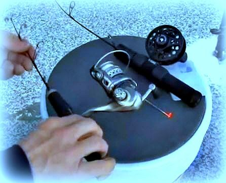 Tips on ice fishing rods and reels