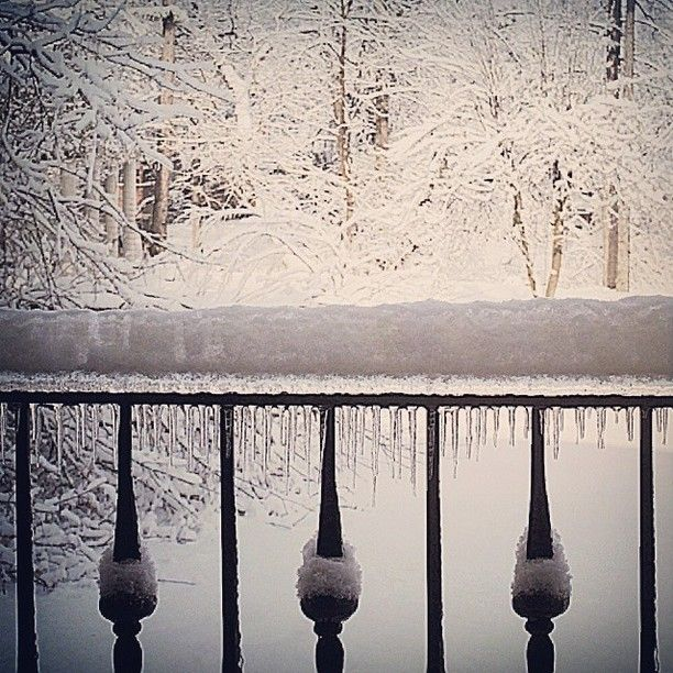 Ice storm photo credit to Tania Volpe #toronto