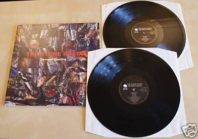 Image result for stone roses second coming vinyl