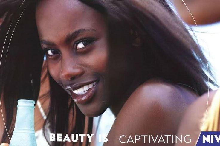 Beautiful Dark Skinned Black Women With Full Lips And