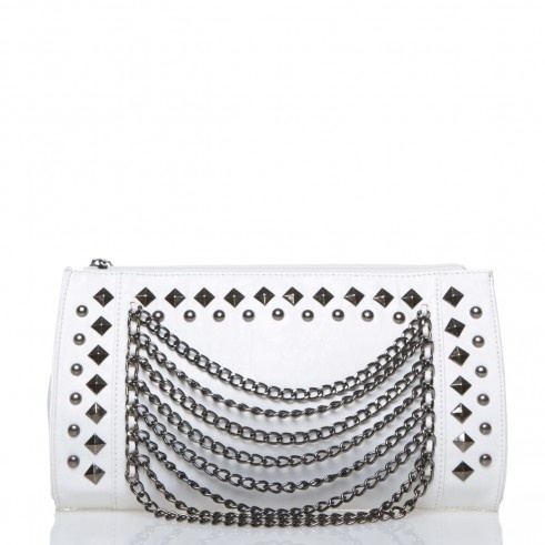 Statement Clutch - Crowned Regal Bag by VIDA VIDA iRW4hVL4N