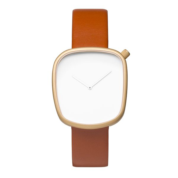 Buy your Bulbul Pebble 05 Gold/Brown® Watch from an authorised retailer with free worldwide delivery. October 2016 collection and 5% off your first order
