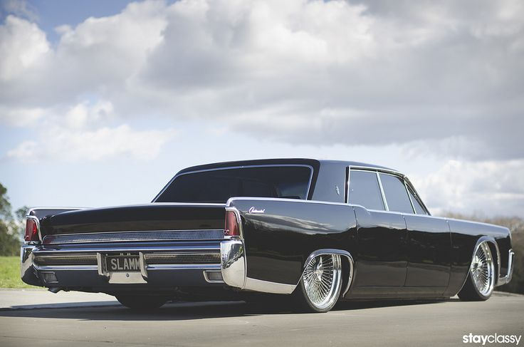 1964 lincoln continental | Stay Classy » Blog Archive » Preview: 1964 Lincoln Continental