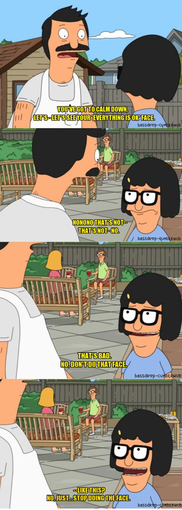 """Family means being there for emotional support. 