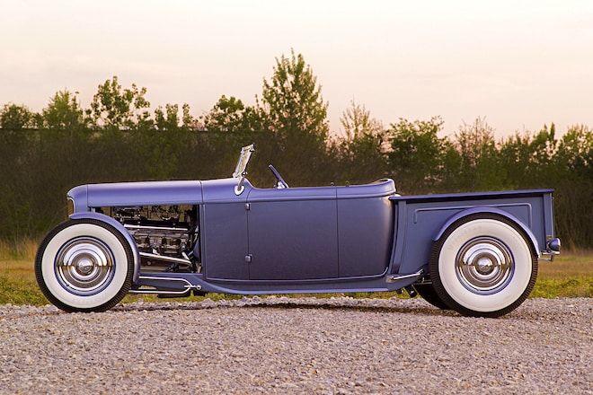 Sketchy Business: Matt Gordon's 1932 Ford RPU - Hot Rod Network