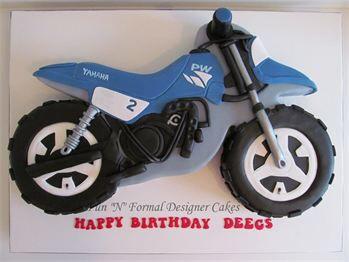Cake Bike Pinterest