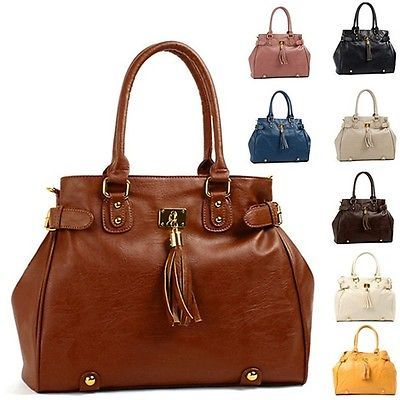 Artificial Leather Shoulder Satchel Campus Women Cross Fashion Handbags Bags