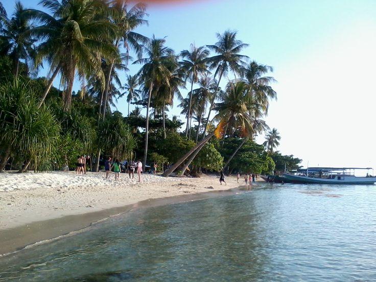 Tanjung Gelam Beach, Karimunjawa Archipelago, Central Java, Indonesia
