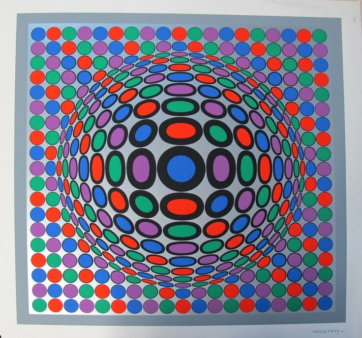 a biography of victor vasarely the father of op art Victor vasarely (1906-97): biography of hungarian-born op-art painter, abstract artist, noted for his kinetic art.