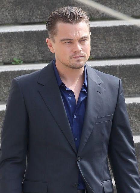 Ο Leonardo Dicaprio και τα μαλλιά του!!!