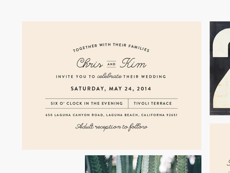 96 best DESIGN Invitation images on Pinterest Wedding stationery - best of wedding invitation maker laguna