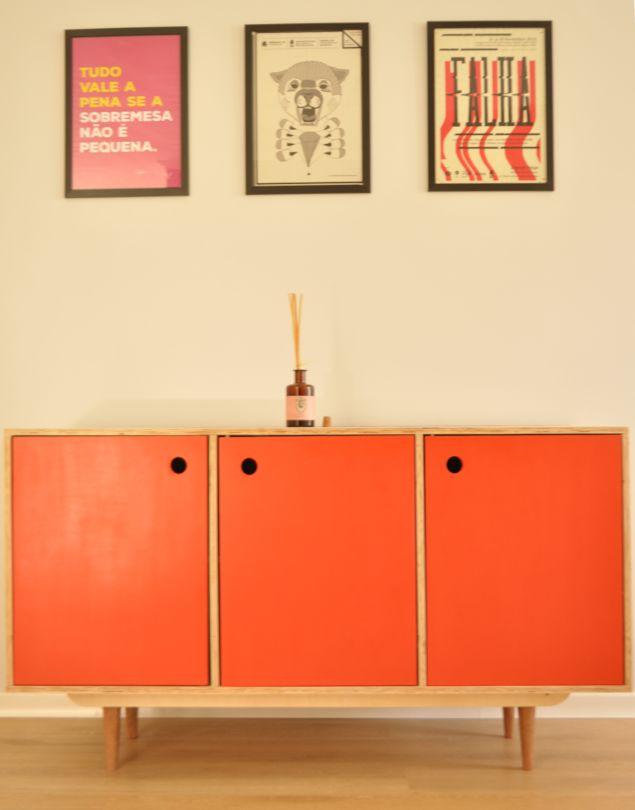 Apartamento 14: Compensado virola: como pintar e deixar tudo lisinho