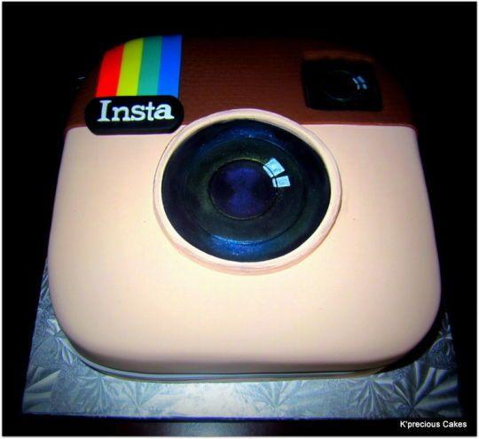 Instagram Cake!