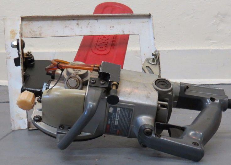 Skil/ Linear Link Hd77 Worm Drive Chain Saw Beam Cutter