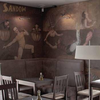 Artpin - Projektowanie wnętrz restauracji Don Giovanni