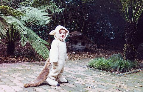 kid halloween costume where wild things are