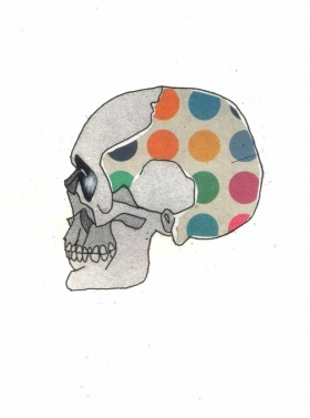 Des petits pois dans la tête, Jeanne Picq, Galerie l'oeil ouvert