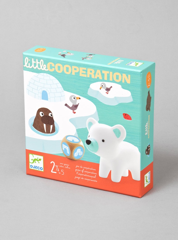 Couverture and The Garbstore - Childrens - Toys - Little Cooperation Game