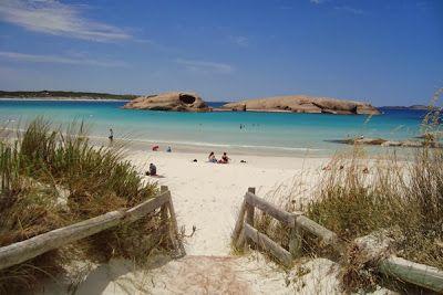 Twilight Cove, Esperance, WA, Australia - Are Australia's best beaches in Esperance? | The World is Waiting