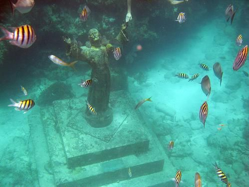 Christ of the Abyss Key Largo